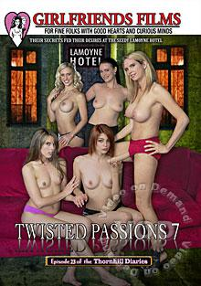 Twisted Passions 7 - Episode 23 Of The Thornhill Diaries Box Cover
