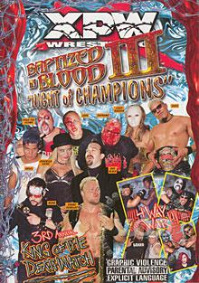 Baptized In Blood III - Night Of Champions