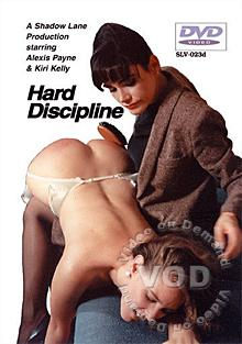 Hard Discipline Box Cover