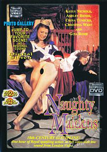 Naughty Maidens Box Cover