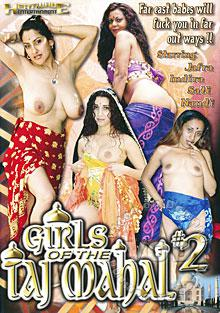 Girls of the Taj Mahal #2 Box Cover