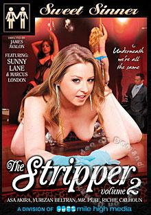 The Stripper Volume 2 Box Cover