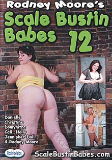 Scale Bustin Babes 12 Box Cover