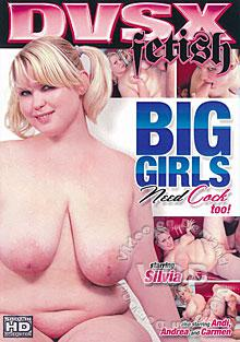 Big Girls Need Cock Too! Box Cover