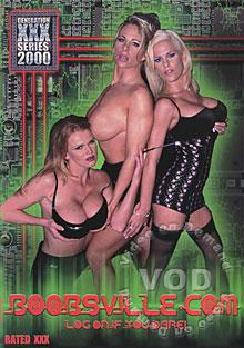 Boobsville.com Box Cover