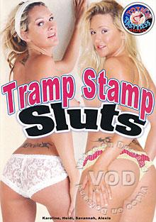 Tramp Stamp Sluts Box Cover