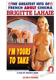 I'm Yours To Take (French Language) Box Cover