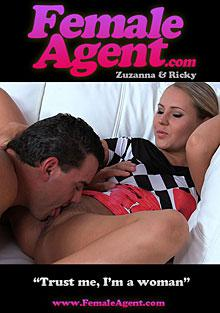 Female Agent Presents - Ricky Box Cover