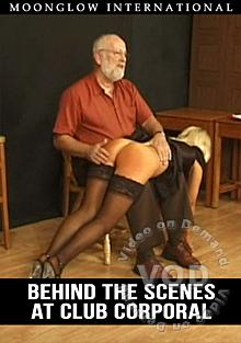 Behind The Scenes At Club Corporal Box Cover
