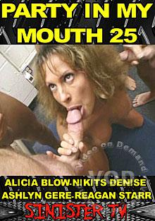 Party In My Mouth 25 Box Cover