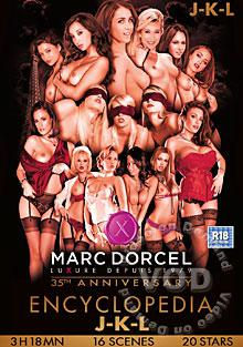 Marc Dorcel 35th - Anniversary Encyclopedia J-K-L Box Cover