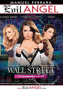 Screwing Wall Street: The Arrangement Finders IPO Box Cover