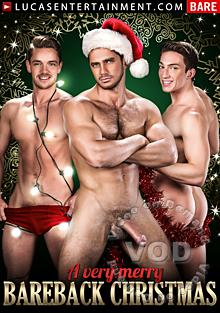 A Very Merry Bareback Christmas Box Cover
