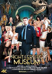 Night At The Erotic Museum Box Cover