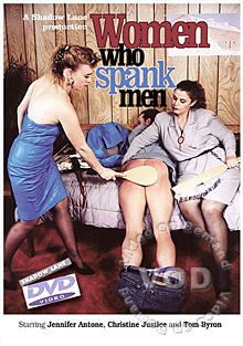 Women Who Spank Men Vol. 1 Box Cover