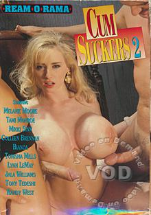 Cum Suckers 2 Box Cover