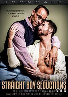 Straight Boy Seductions Vol. 2 Box Cover