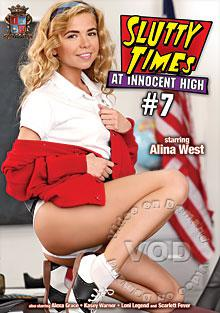 Slutty Times At Innocent High #7 Box Cover