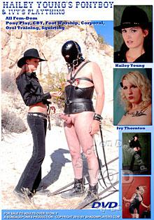 Hailey Young's Ponyboy & Ivy's Plaything Box Cover