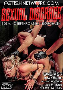 Sexual Disgrace #27 Box Cover