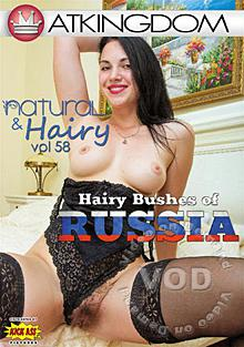 ATK Natural & Hairy Vol. 58 - Hairy Bushes Of Russia