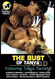 The Bust Of Tanya Box Cover