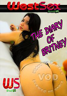 The Diary Of Britney Box Cover