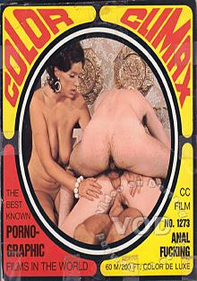 Color Climax 1273 - Anal Fucking Box Cover