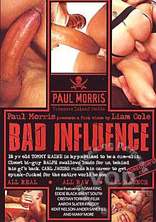Bad Influence - Liam Cole