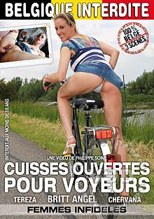 Thighs Wide Open For Perverts (French)