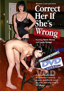 Correct Her If She's Wrong Box Cover