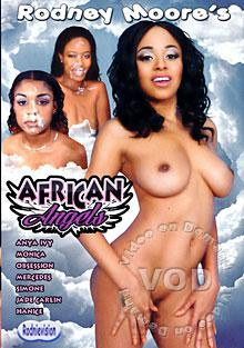 African Angels Box Cover