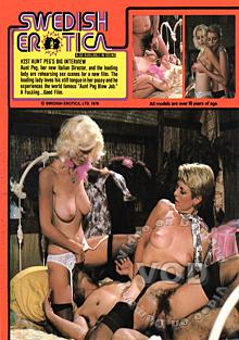 Swedish Erotica 237 - Aunt Peg's Big Interview Box Cover