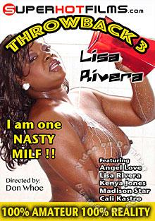 ThrowBack 3 - Lisa Rivera