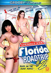 Shemale XXX - Florida Road Trip #2 Box Cover