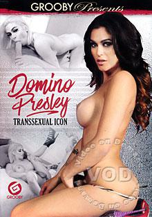 Domino Presley: Transsexual Icon Box Cover
