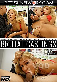 Brutal Castings - Chanel Collins Box Cover
