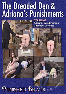 The Dreaded Den & Adriana's Punishments Box Cover