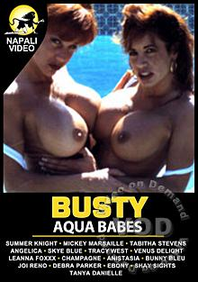 Busty Aqua Brats Box Cover