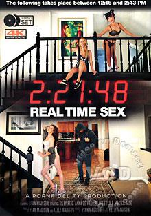 Cover von 'Real Time Sex (Disc 1)'