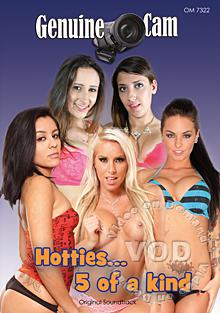 Hotties... 5 Of A Kind