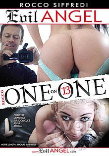 Rocco One On One #13 Box Cover