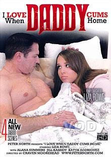 I Love When Daddy Cums Home Box Cover