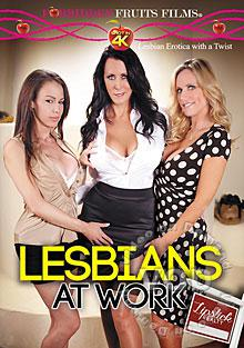 Lesbians At Work - Lipstick Realty
