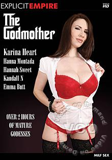 The Godmother Box Cover