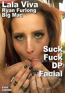 Suck Fuck DP Facial