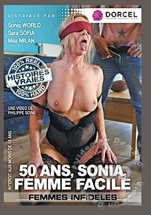 Sonia, 50 And Easy As Fuck (French)