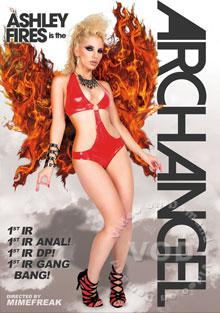 Cover von 'Ashley Fires Is The ArchAngel'