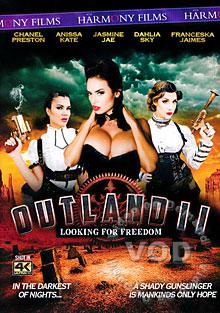 Outland II - Looking For Freedom Box Cover