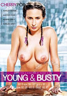 Young & Busty Box Cover